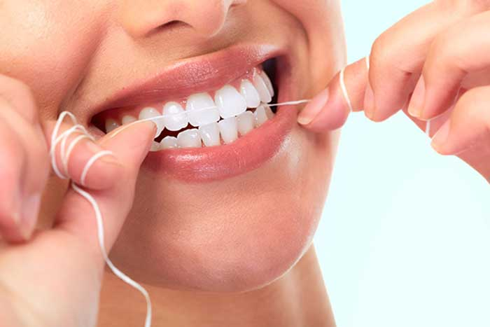 Flossing tips by Saddleback Dental Centre
